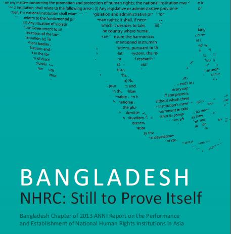 Cover for Anni report 2013