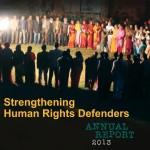 Cover Annual Report 2013