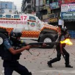 Death by Law Enforcing Agencies : January-April 2015