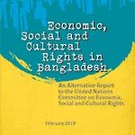 Economic, Social and Cultural Rights in Bangladesh