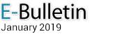 E-Bulletin, December 2019