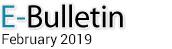 E-Bulletin, February 2019