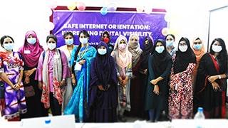 Safe Internet orientation: Increasing Digital Visibility