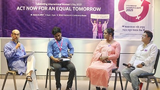 """""""Women in leadership: Achieving an equal future in a COVID-19 world"""""""
